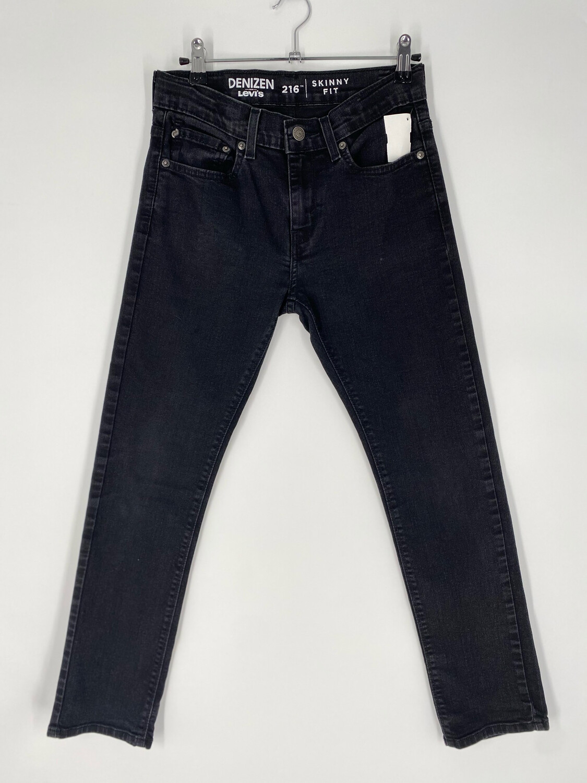 Levi's Denizen 216 Skinny Fit Skinny Jean Size 28