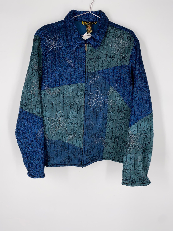 Mirasol Quilted Blazer Size Large