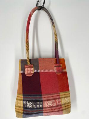 Patchwork Colorful Shoulder Bag
