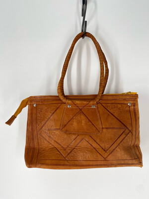 Moroccan Handle Bag
