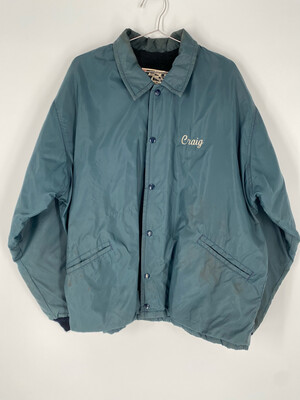 West Wind North Penn Bomber Jacket Size XL