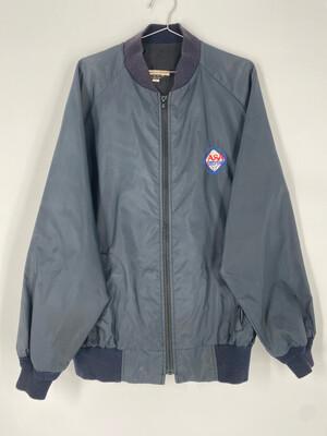 Fechheimer Teal Bomber Jacket Size XL