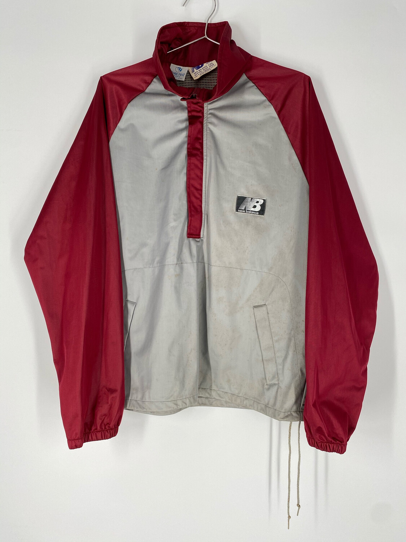 New Balance Quarter Zip Jacket Size Medium