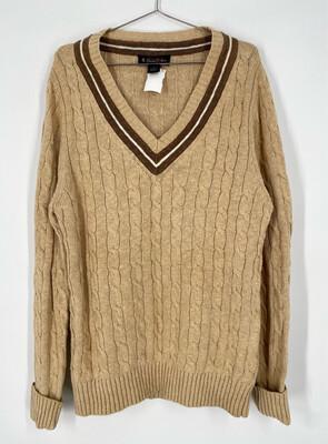 Brooks Brothers V-Neck Sweater Size M