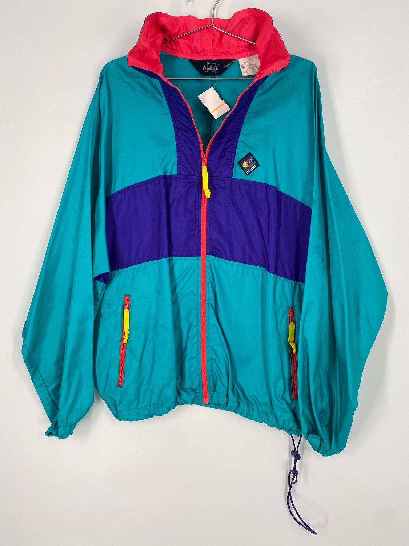 Woolrich Vintage Light Jacket Size L