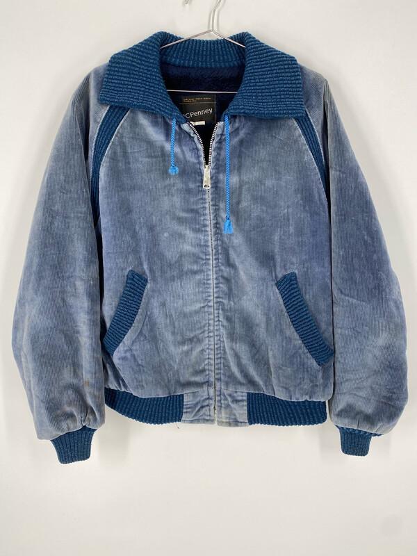 J.C. Penney Vintage Bomber Jacket Size M
