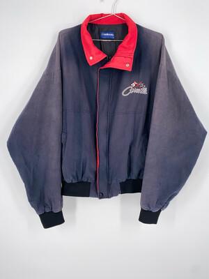 Holloway Grey Corvette Lightweight Jacket Size M