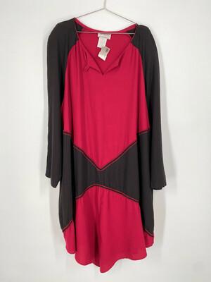 Venezia Vitale Long Sleeve Vintage Dress Size L