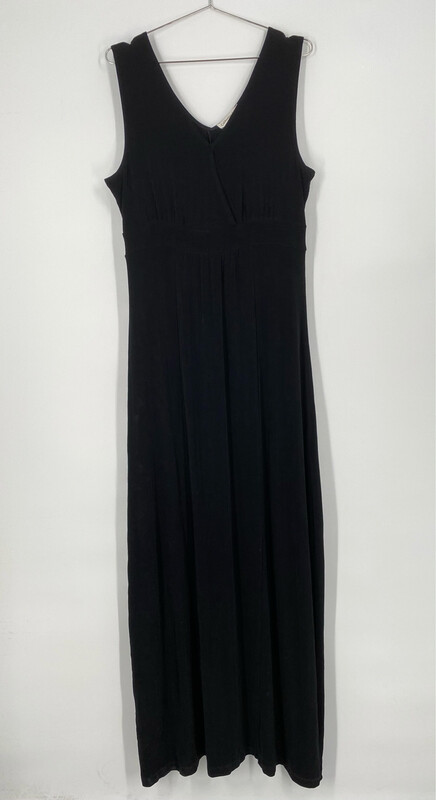 Coldwater Creek Sleeveless Maxi Dress Size L