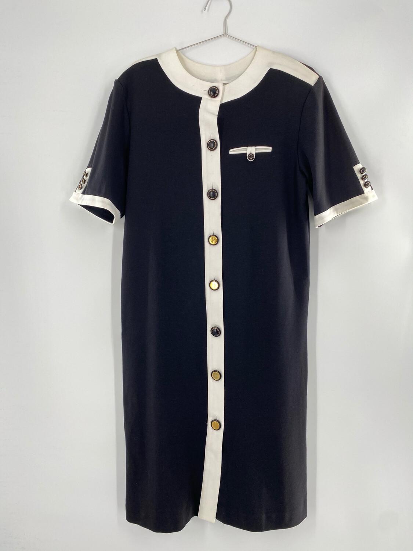Bleyle Vintage Button Up Dress Size M