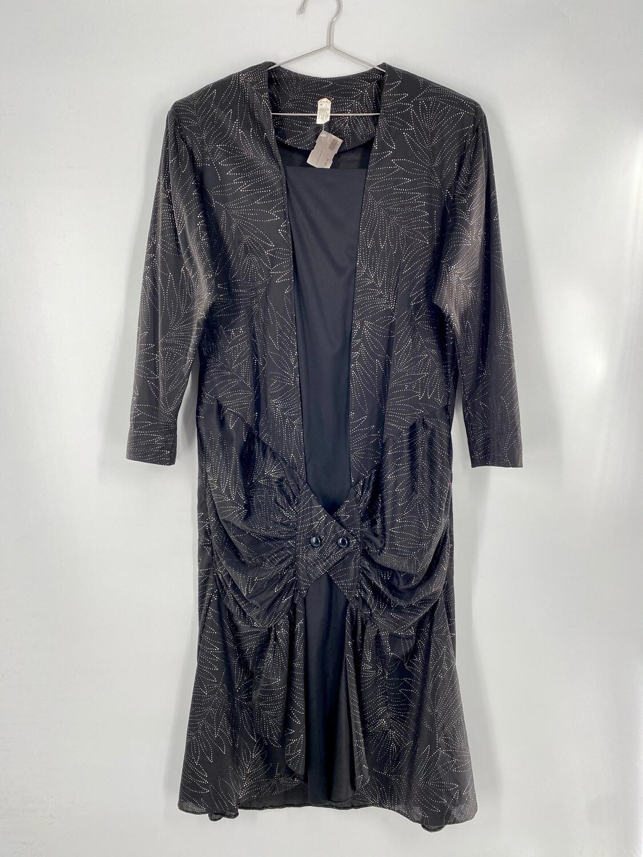 Vintage 80's Style Sparkly Dress Size M