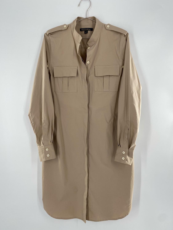 Vintage Button Up Dress Size M