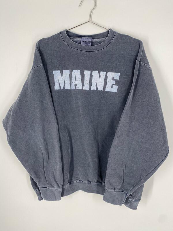 Maine Vintage Crewneck Size M