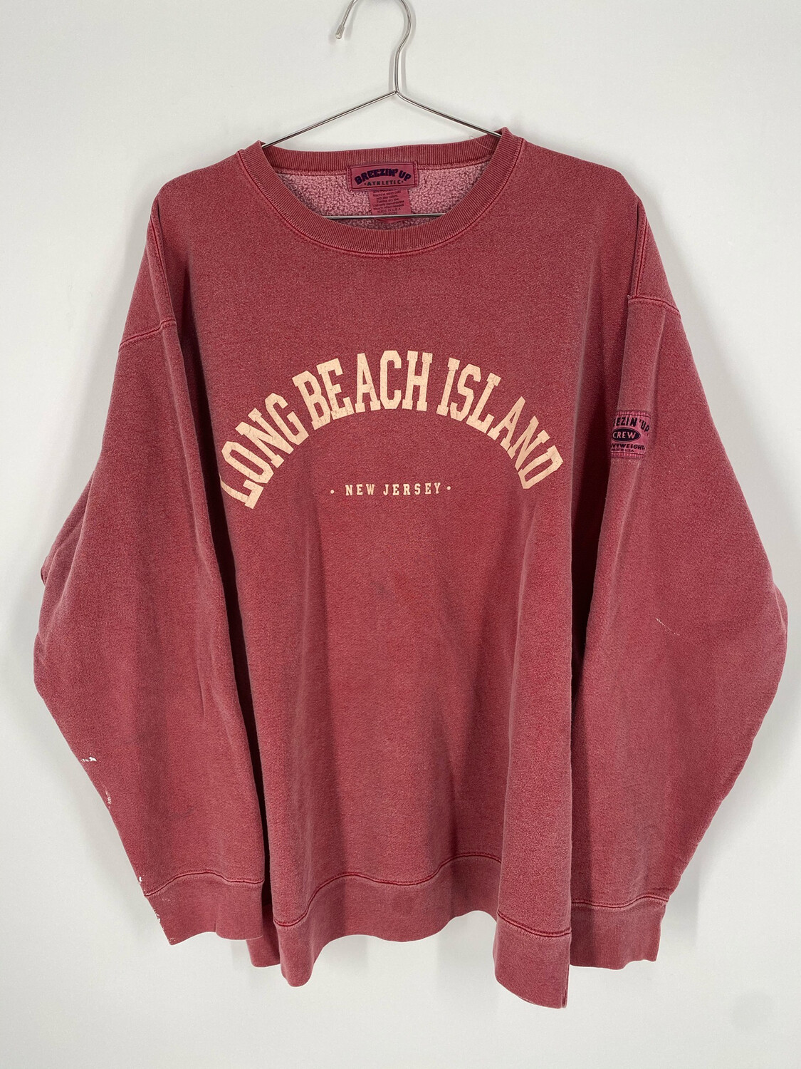 Long Beach Island New Jersey Vintage Crewneck Size L