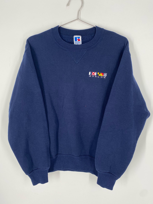Avalon Vintage Crewneck Sweatshirt Size M