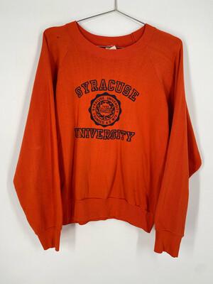 Syracuse University Vintage Crewneck Size S