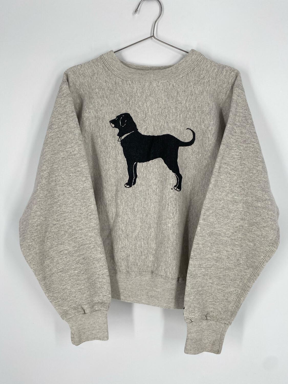 The Black Dog Vintage Crewneck Size S