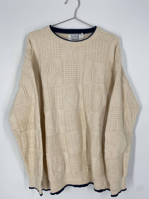 Crown Point Vintage Crewneck Sweater Size M