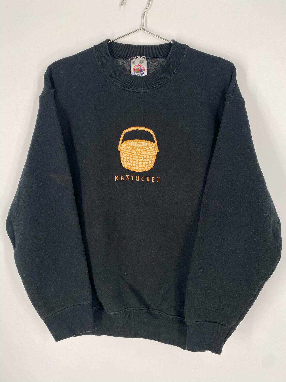 Vintage Nantucket Crewneck Sweatshirt Size M