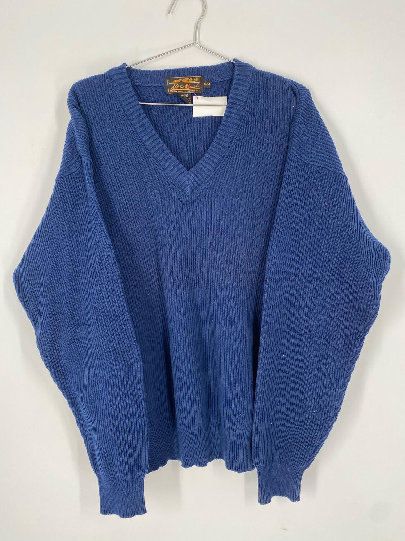 Vintage Eddie Bauer V-Neck Sweater Size M