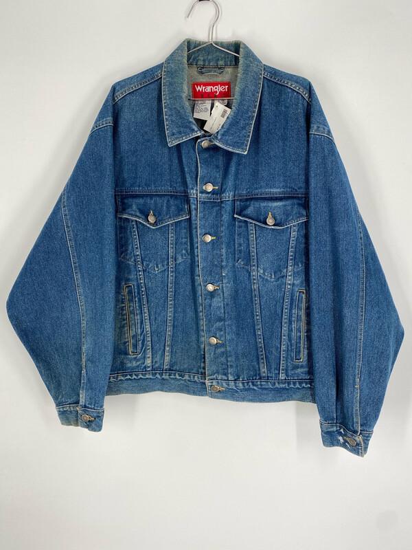 Wrangler Hero Denim Jacket Size XL