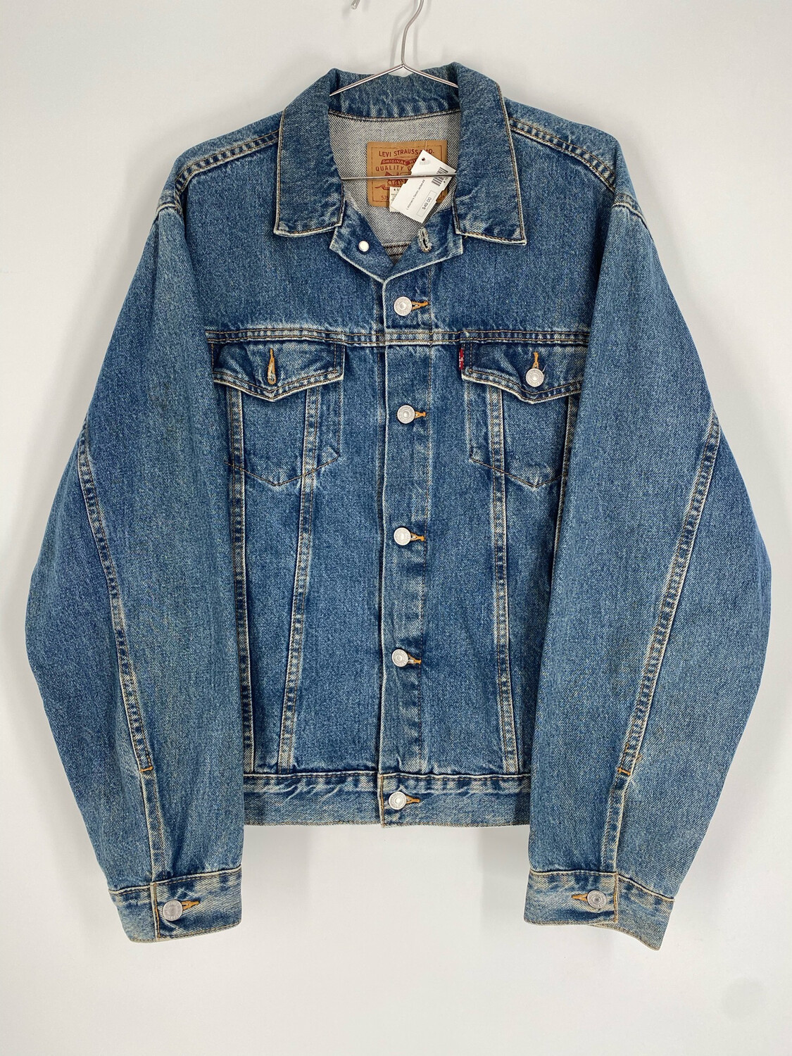 Levi's Red Tab Denim Jacket Size XL
