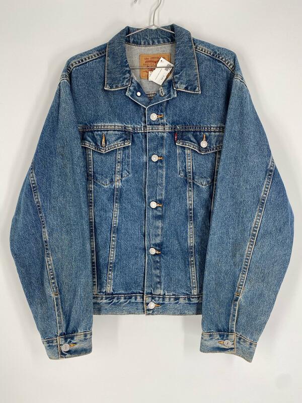 Levi's Red Tab Denim Jacket Size XL