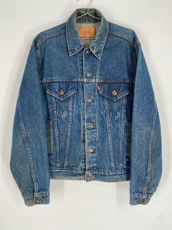 Levi's Red Tab Denim Jacket Size M