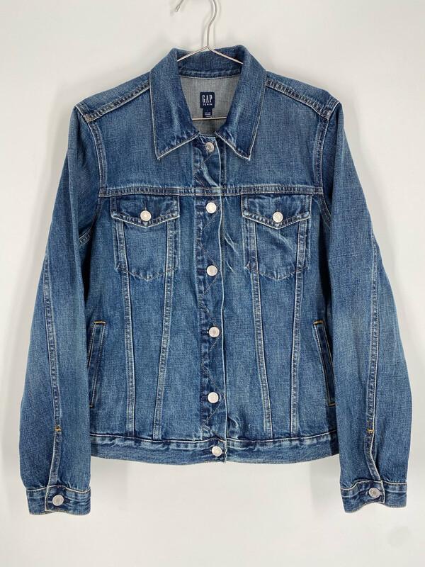Gap Vintage Denim Jacket Size L