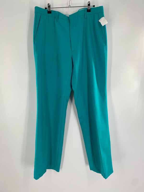 Sun Casuals Turquoise Trousers Size L