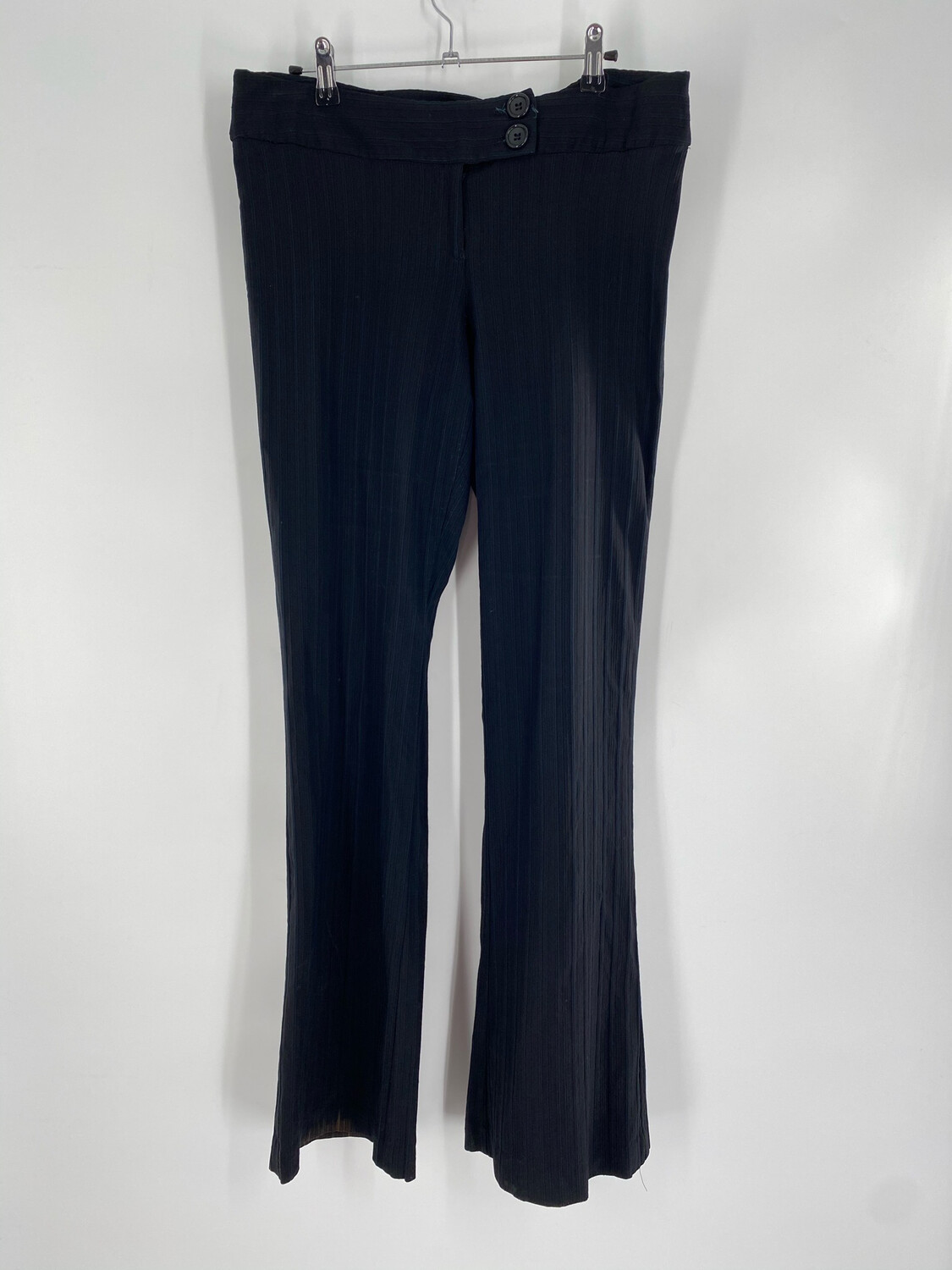 Rave Vintage Low-Waisted Flare Pants Size L