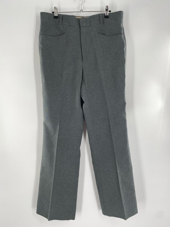 Vintage Sears Grey Trousers Size L
