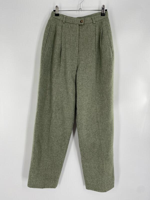 Evan Picone Vintage Wool Pants Size S