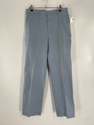 Vintage Blue Trouser Size 32