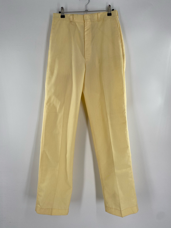 Dickies Light Yellow Pants Size M