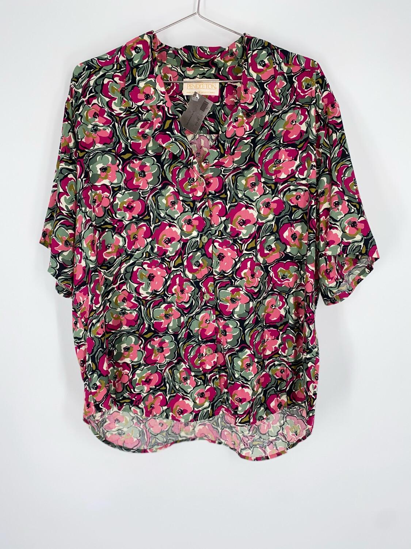 Pendleton Floral Button Up Size L