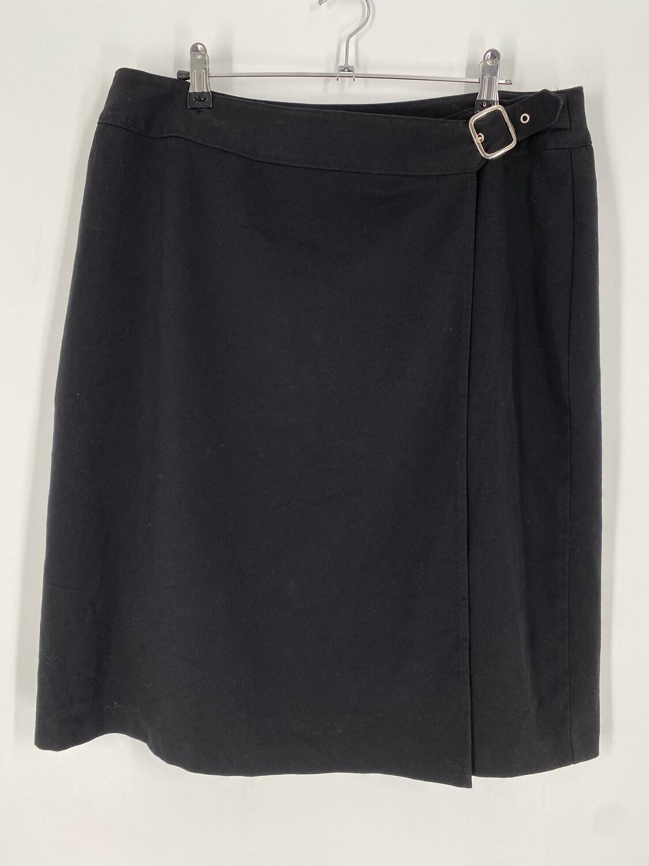 Briggs New York Black Skirt Size 16