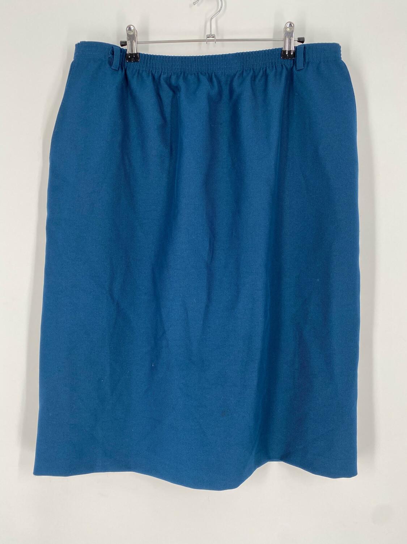 Alfred Dunner Elastic Waist Skirt Size 20