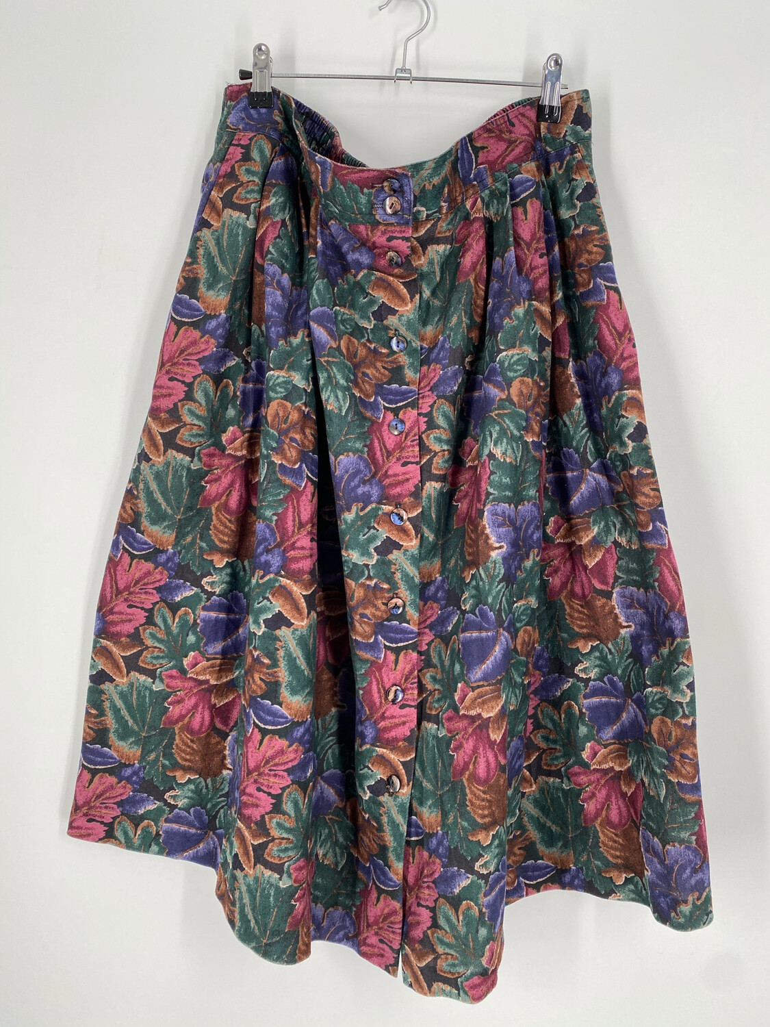 Wentworth Gallery Floral Vintage Skirt Size 36