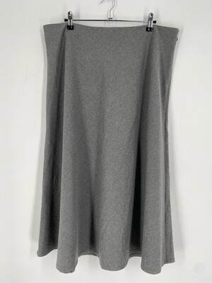 Orvis Vintage Grey Skirt Size 14