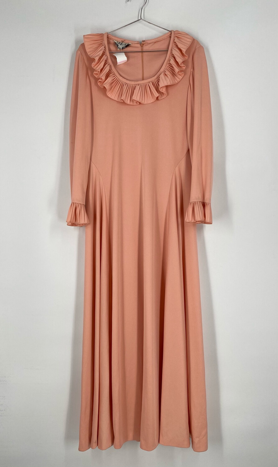 Umba For Parues Feinstein Vintage Pink Maxi Dress Size 1X