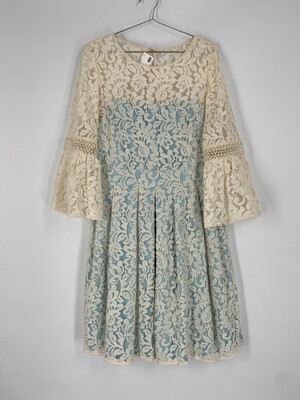 Eliza J. Vintage Lace Dress Size 1X