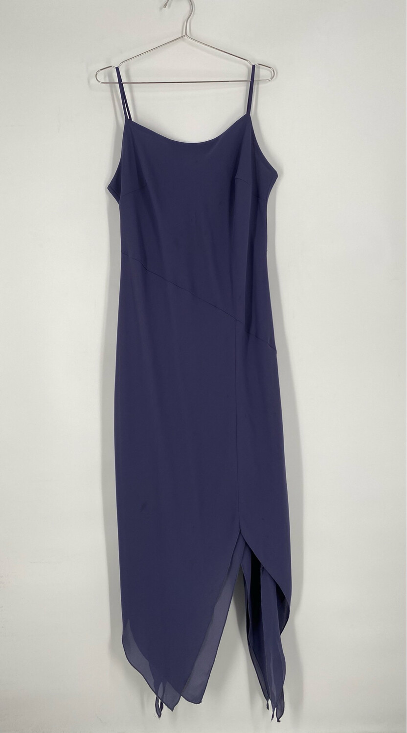 Alyn Paige Periwinkle Maxi Dress Size 1X