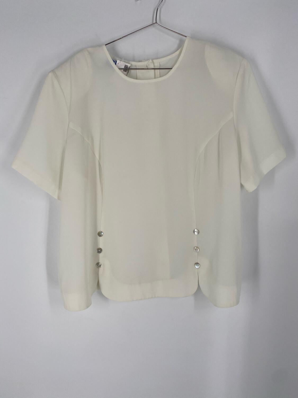 BFA Classics White Top Size 18W