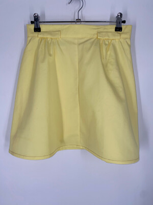 "Hunter's Glen Yellow Mini 26""W"