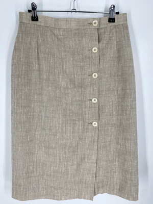 "Country Sophisticates By Pendleton Linen Midi 28""W"
