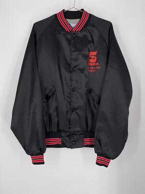 Dunbrooke Safety-Kleen Bomber Jacket Size L