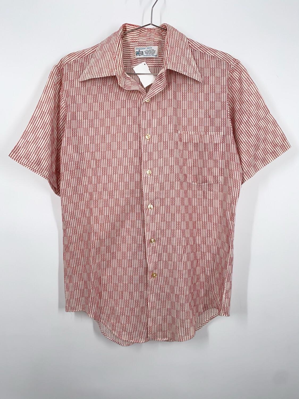Kmart Striped Button Up Size M