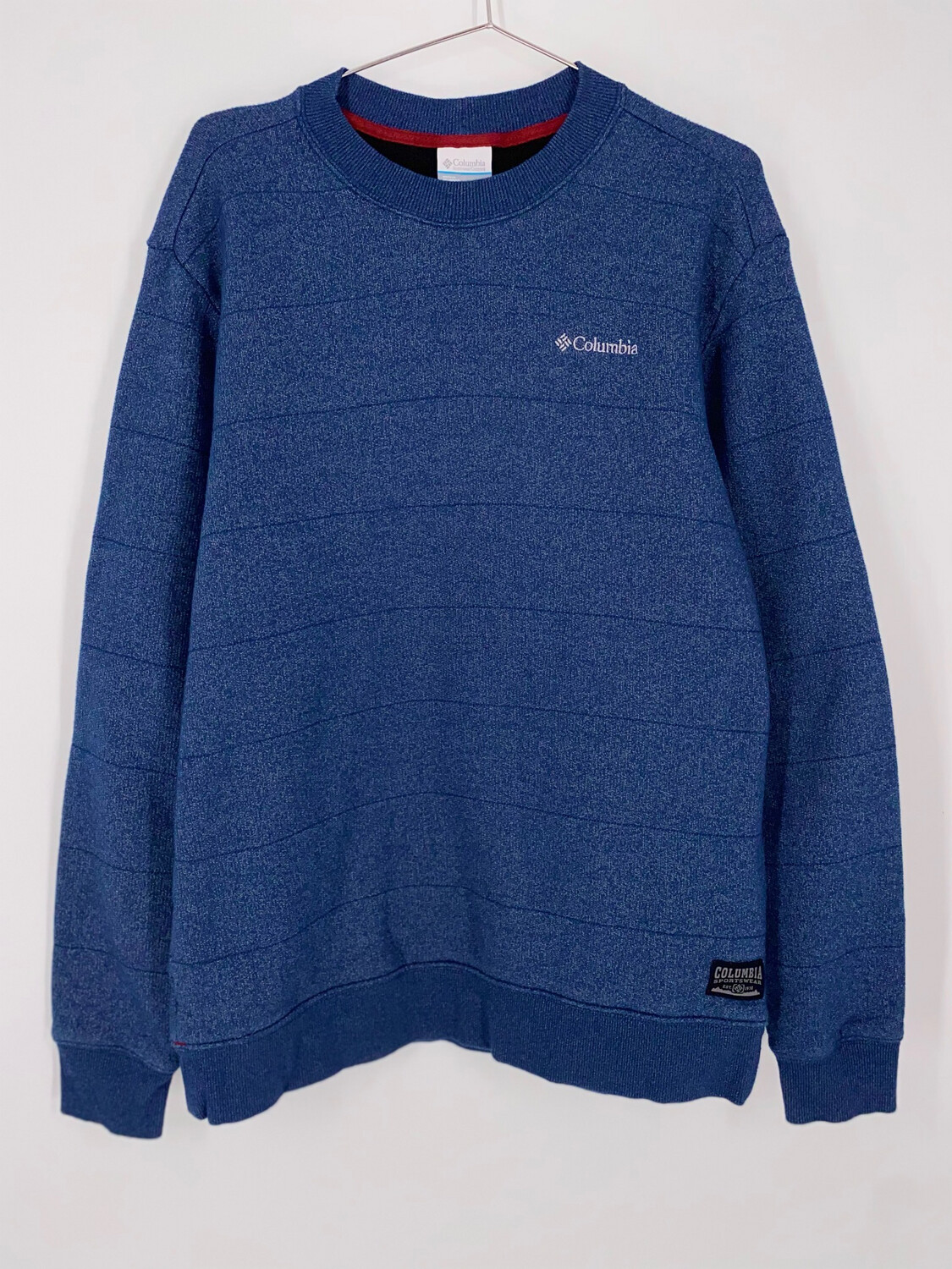 Columbia Embroidered Crewneck Size L