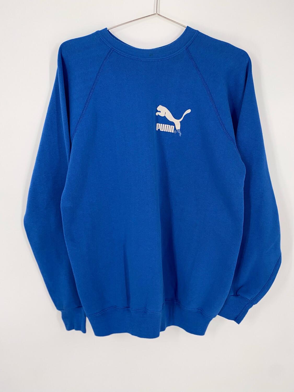 Puma Blue Crewneck Size L